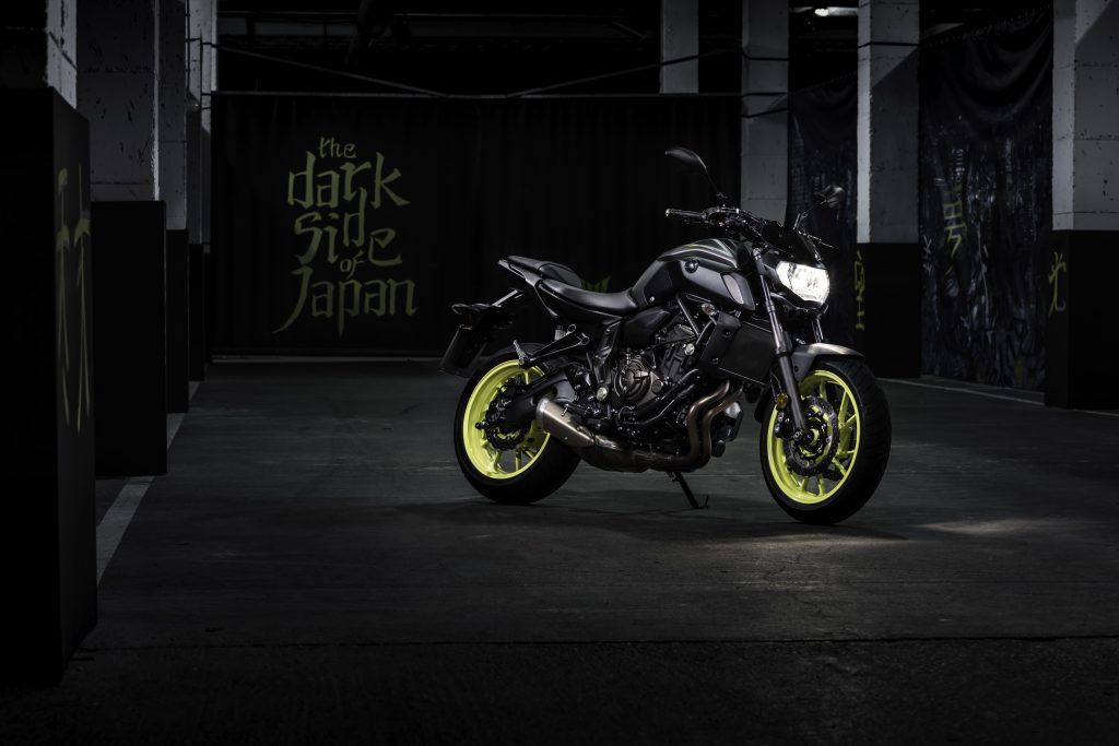 Yamaha 2018 MT-07