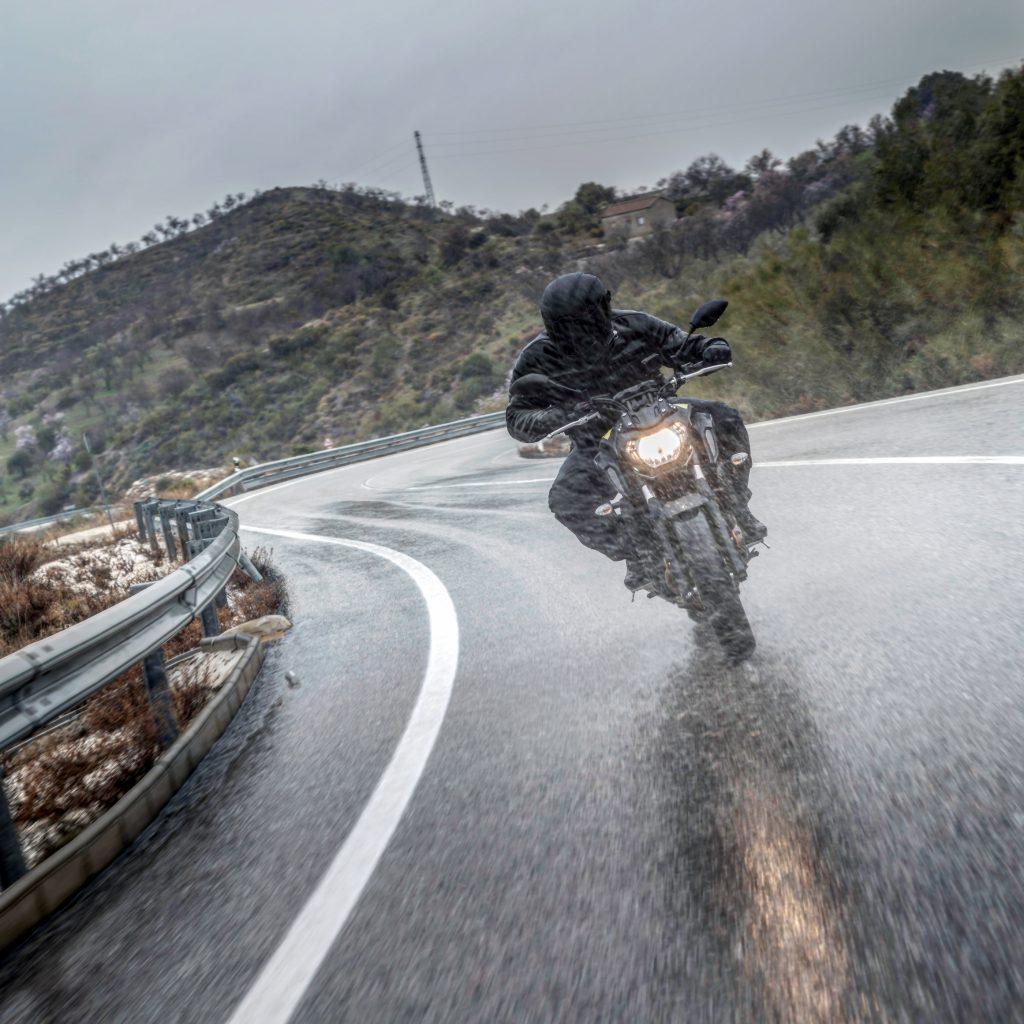 Yamaha's 2018 MT-07