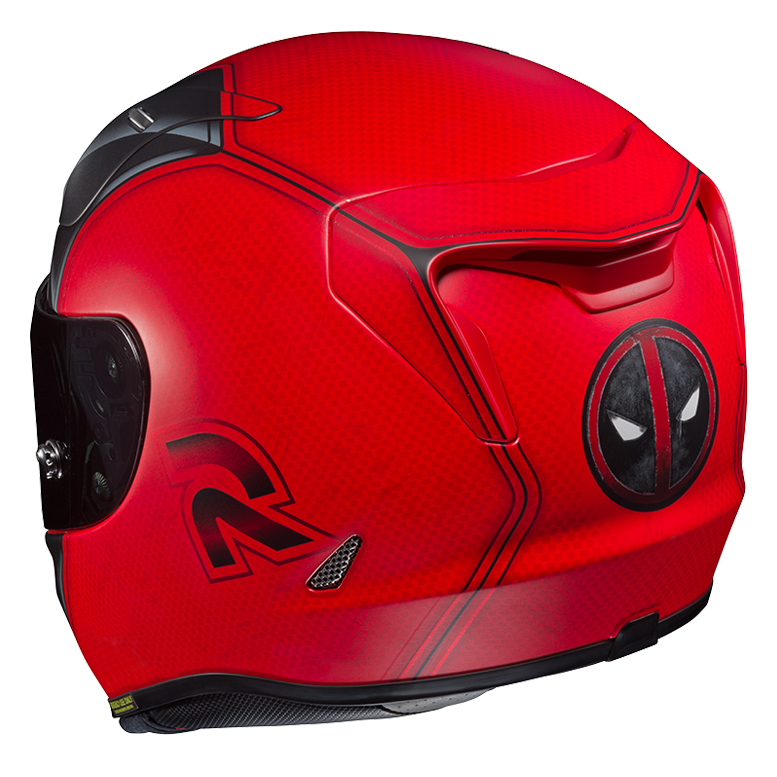 deadpool helmet