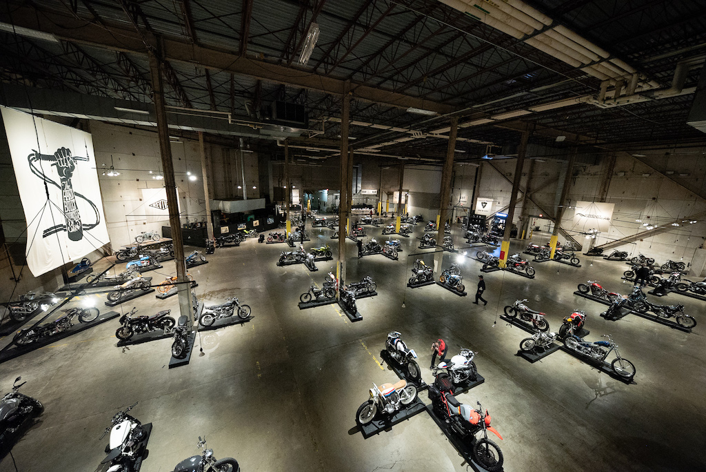 Handbuilt Motorcycle Show