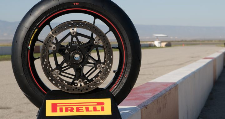 """Pirelli's """"Try Before You Buy"""" program that allows riders to try out the latest high-performance tires at select track day events"""