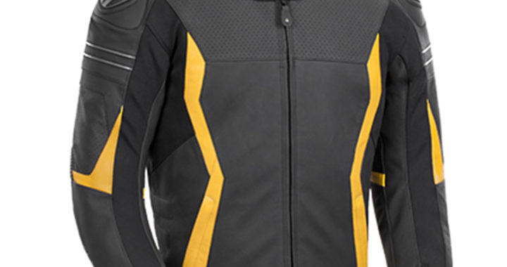 New Ish – Joe Rocket's GPX Sport Leather Jacket
