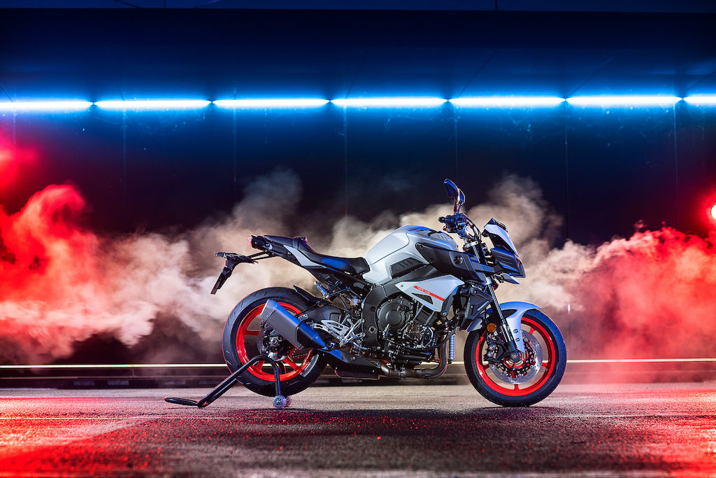yamaha mt 10 motorcycle
