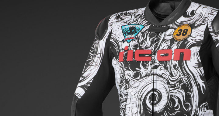 NEW ISH – ICON's Limited Edition Kraken Hypersport Suit