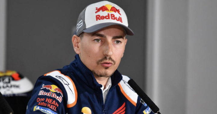 Jorge Lorenzo is retiring from MotoGP