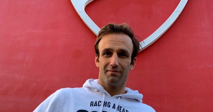 Johann Zarco onboard with Ducati for the 2020 season