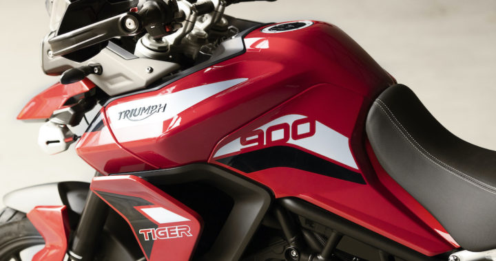 Triumph unleashes their new Tigers