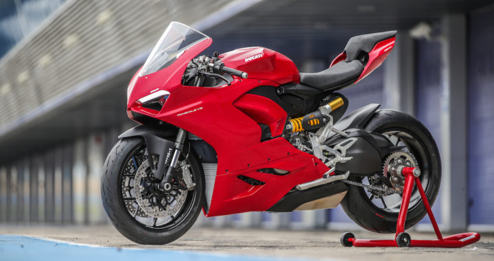 First Ride Review: 2020 Ducati Panigale V2