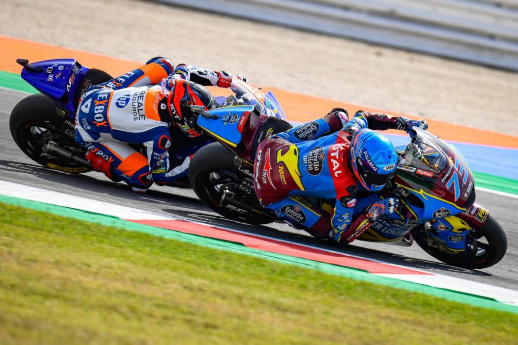 Improve Your Motorcycle Skills: The Midsection Connection Alex Marquez Moto2 Racing