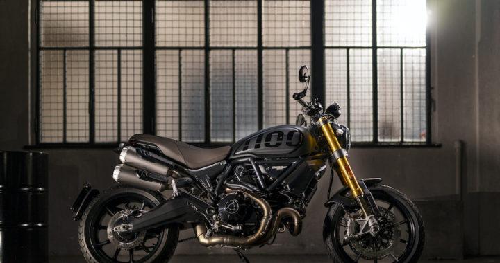 Ducati's new Scrambler 1100 PRO and 1100 Sport PRO
