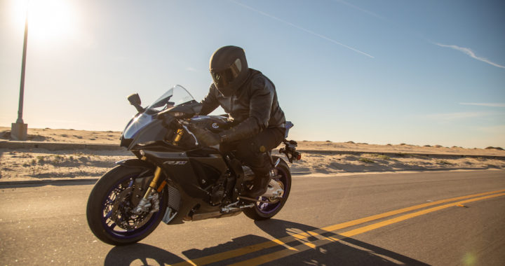 FIRST RIDE REVIEW: The 2020 Yamaha YZF-R1M