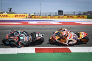 Improve Your Motorcycle Skills: The Midsection Connection Marc Marquez MotoGP racing