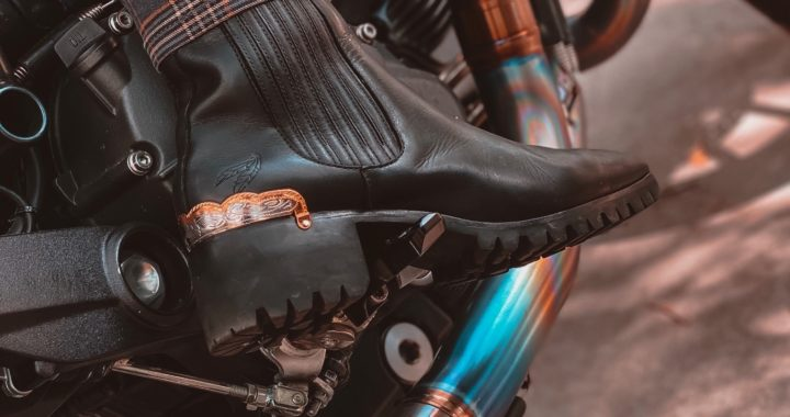 The Inside Line: The Nevada Riding Boot