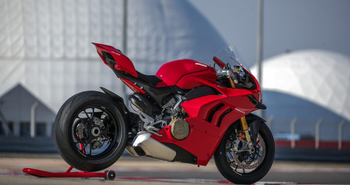 First Ride Review: 2020 Ducati Panigale V4 S