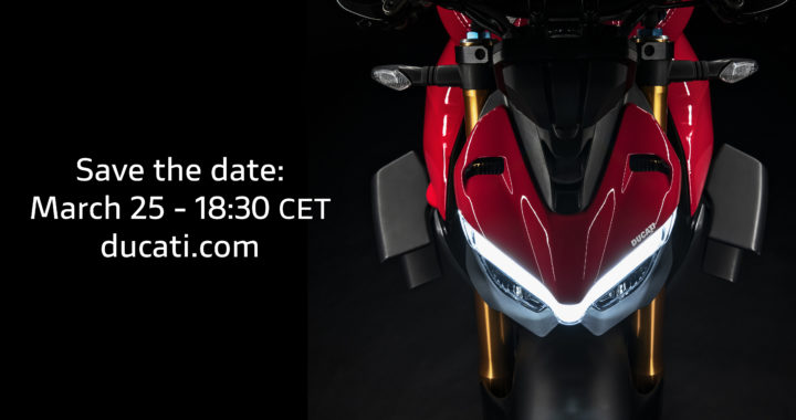 Watch the Live Presentation of the Ducati Streetfighter V4