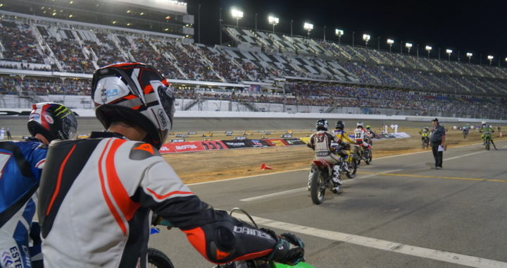 Daytona 200 and Daytona TT Double Header… Postponed!