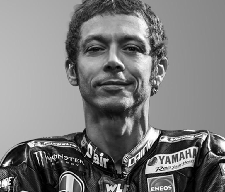 Valentino Rossi's Last Goodbye