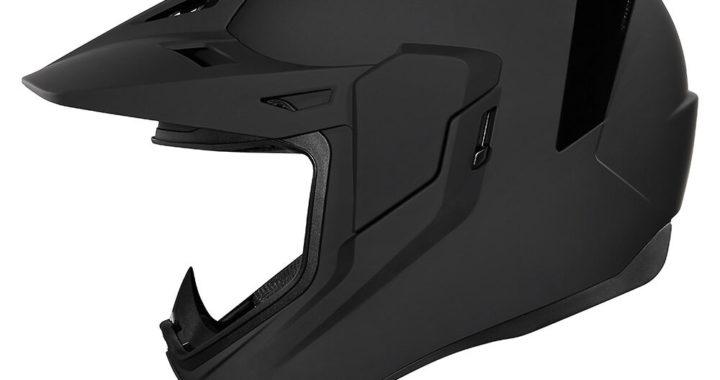 NEW ISH – ICON Motosport's Airflite Moto Rubatone Helmet
