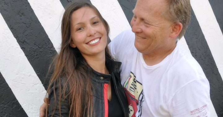 The Inside Line: Riding With My Dad