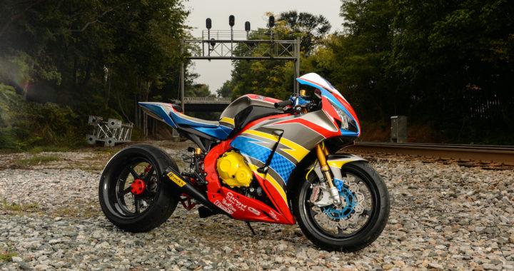 "The Show: Garwood Custom Cycles' ""Speed Racer"""