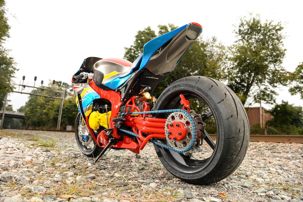 Custom Honda CBR 1000RR