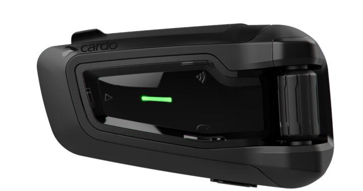 NEW ISH – Cardo Systems' new Packtalk Black