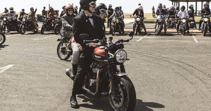 In the age of COVID-19, the Distinguished Gentleman's Ride shifts a gear in 2020