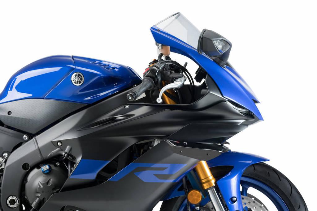 Puig 2020 Yamaha YZF-R6 Sport Spoilers