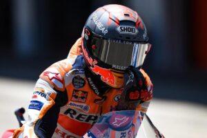 Marc Marquez MotoGP Honda