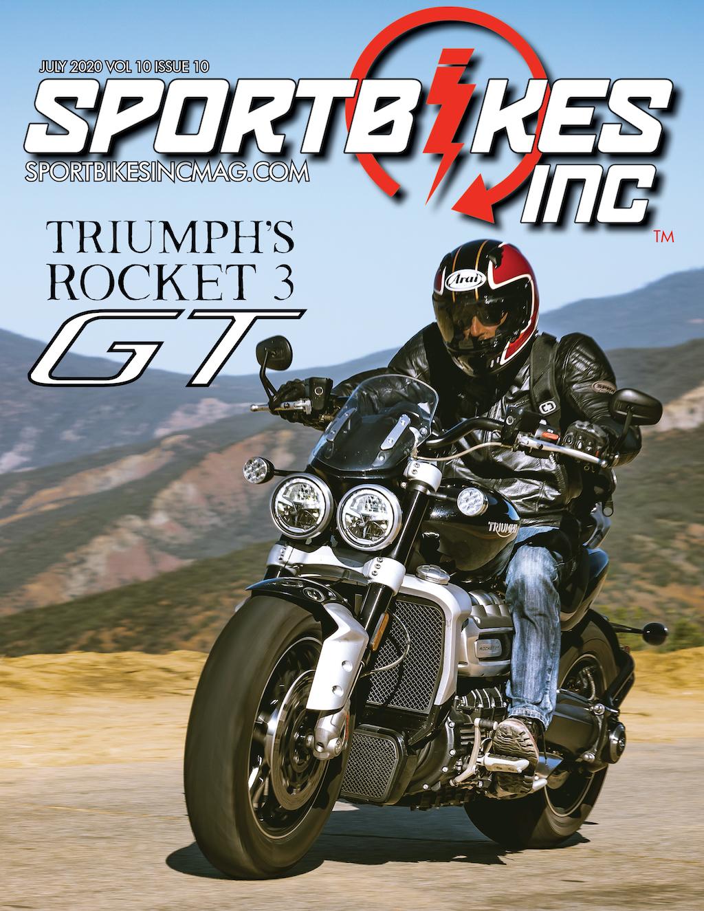 SportBikes Inc Magazine July 2020