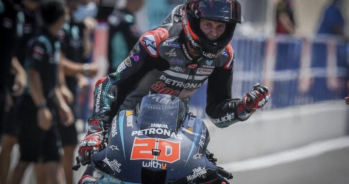 No stop sign, No Speed Limit –  MotoGP's Highway to Hell in Jerez!
