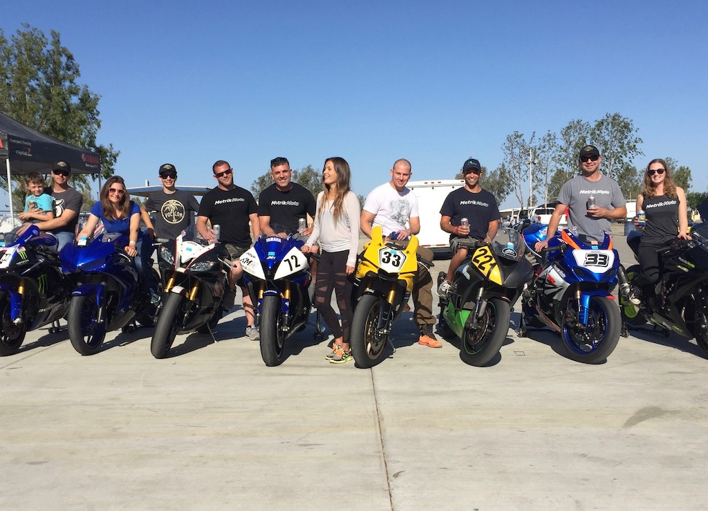 Devy Ducati group ride