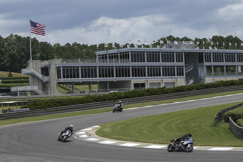 Improve your motorcycle skills vision barber motorsports park