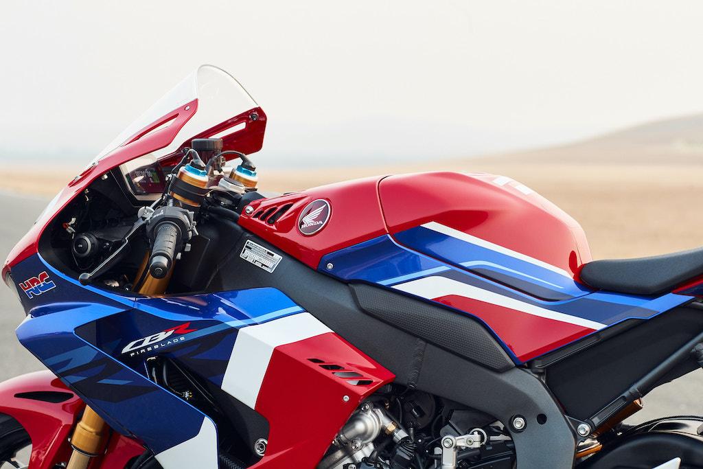 2021 Honda CBR1000RR-R