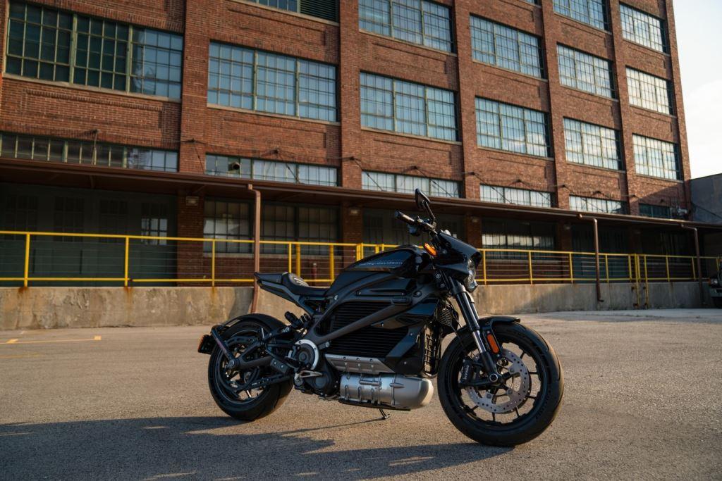 Harley-Davidson by rizoma LiveWire
