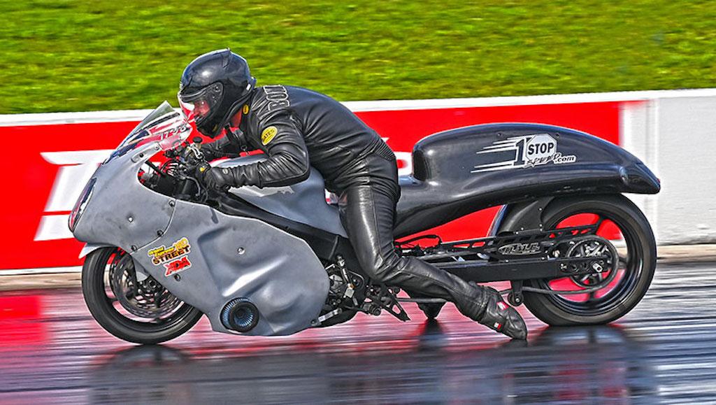 XDA Ryan Bonitatis motorcycle drag racer