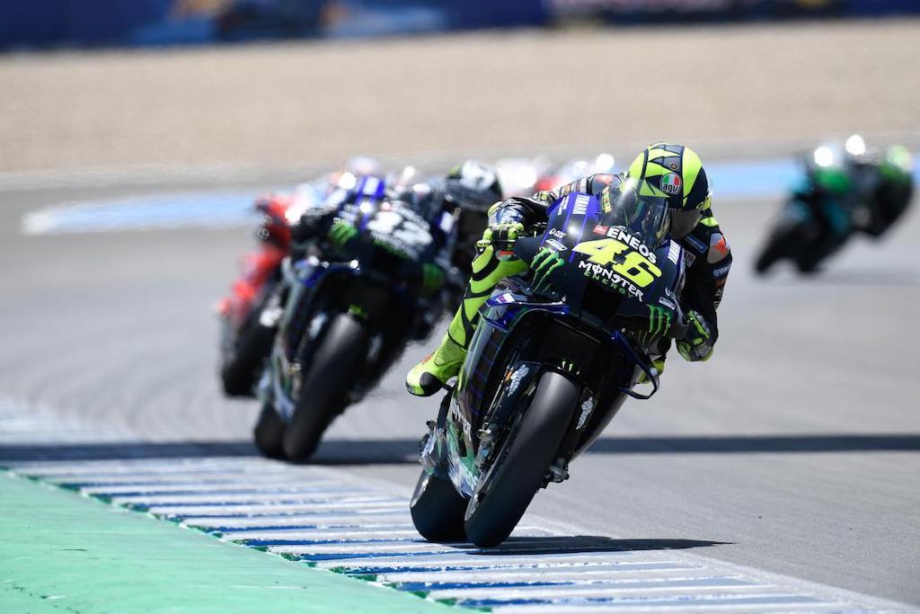 46 Valentino Rossi MotoGP