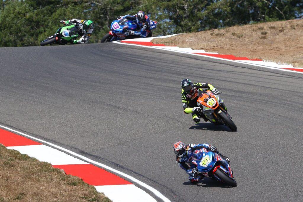 motoamerica superbike motorcycle racing the ridge