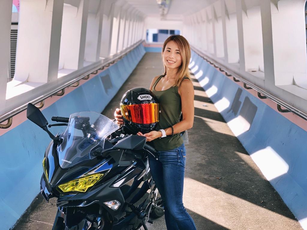 sportbikes inc magazine featured rider bowl li Hong Kong china