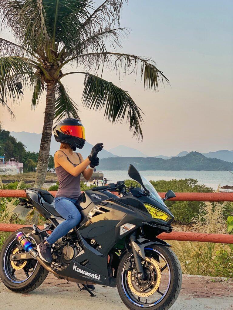 Bowl Li SportBikes Inc Magazine Featured Rider Hong Kong China