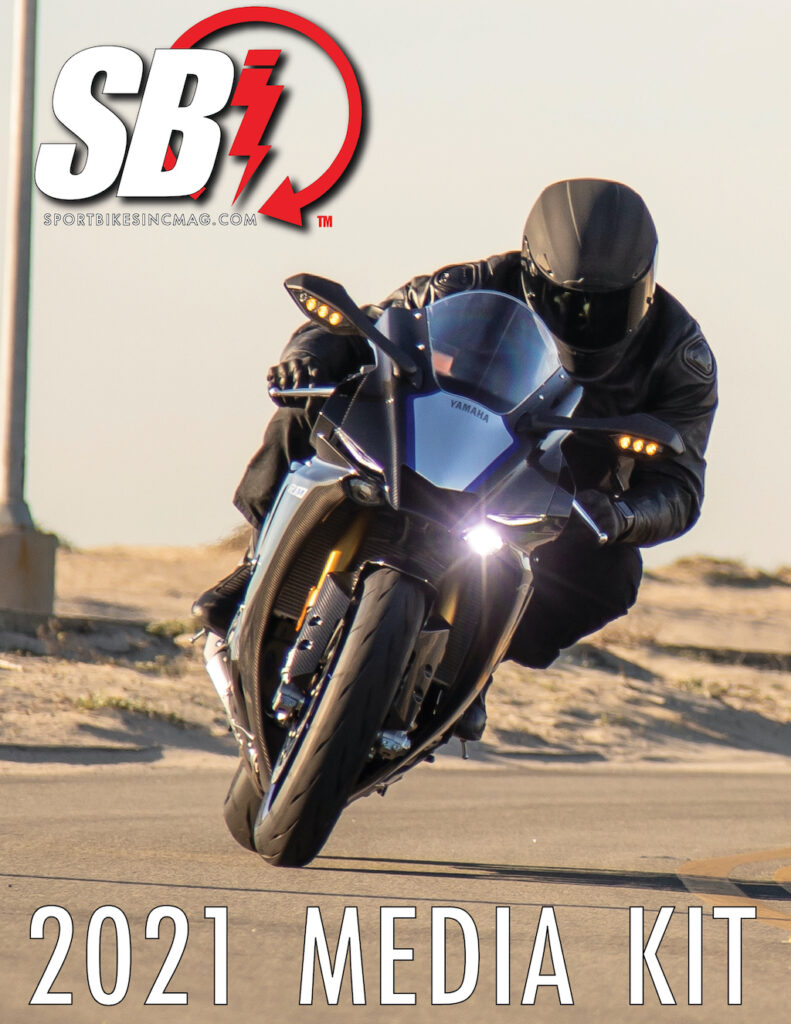 SportBikes Inc Magazine SBI FEED 2021 Media Kit