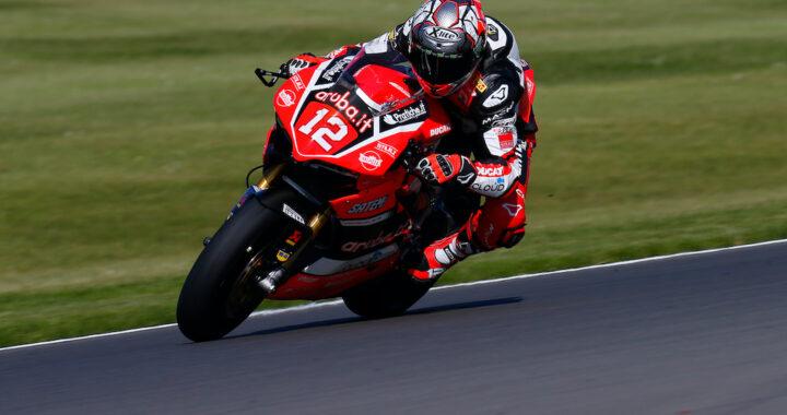 Michael Ruben Rinaldi signs with Aruba.it Racing Ducati, joining Scott Redding in 2021
