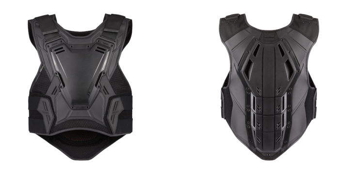 NEW ISH – ICON MOTOSPORTS' Stealth Field Armor 3 Vest
