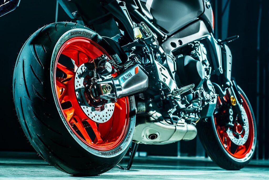 Yamaha-2021-MT-09-chassis