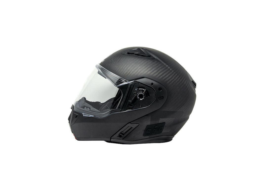 Quest modular helmet no visor full face