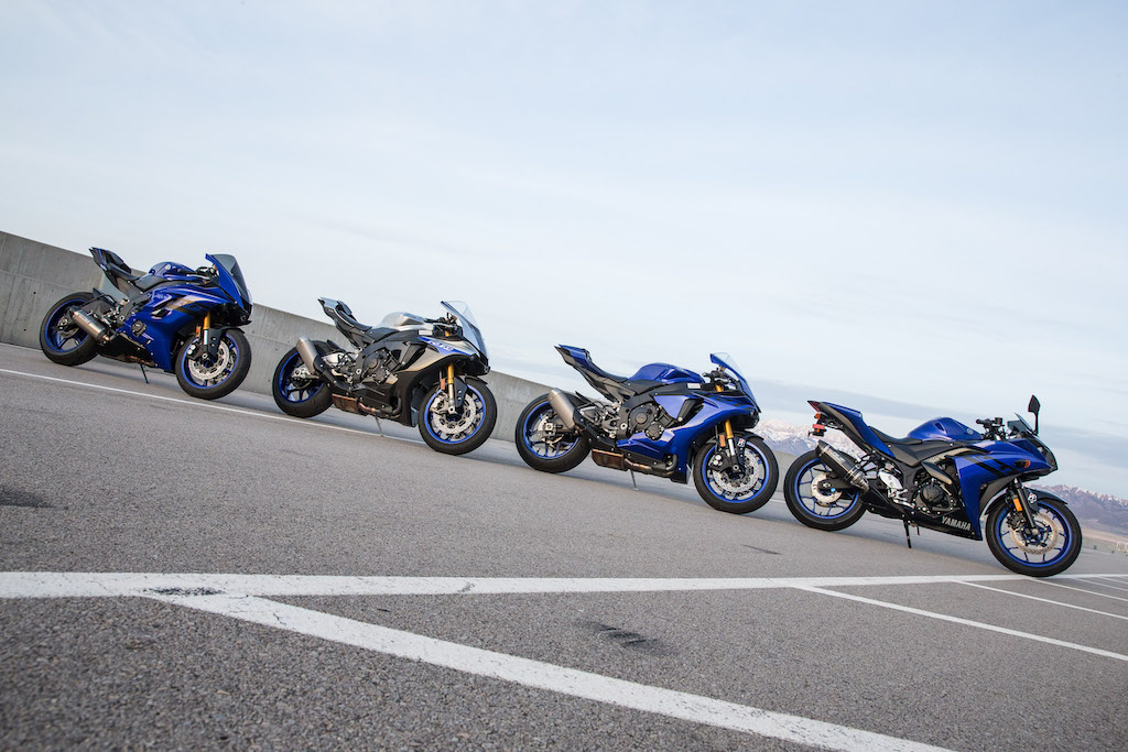 Yamaha 2018 R World