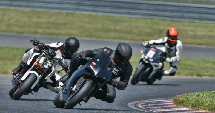 The Riders Club at New Jersey Motorsports Park announces its 2021 Track Schedule