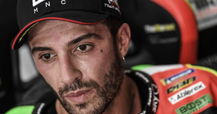 Four-year ban from MotoGP for Andrea Iannone