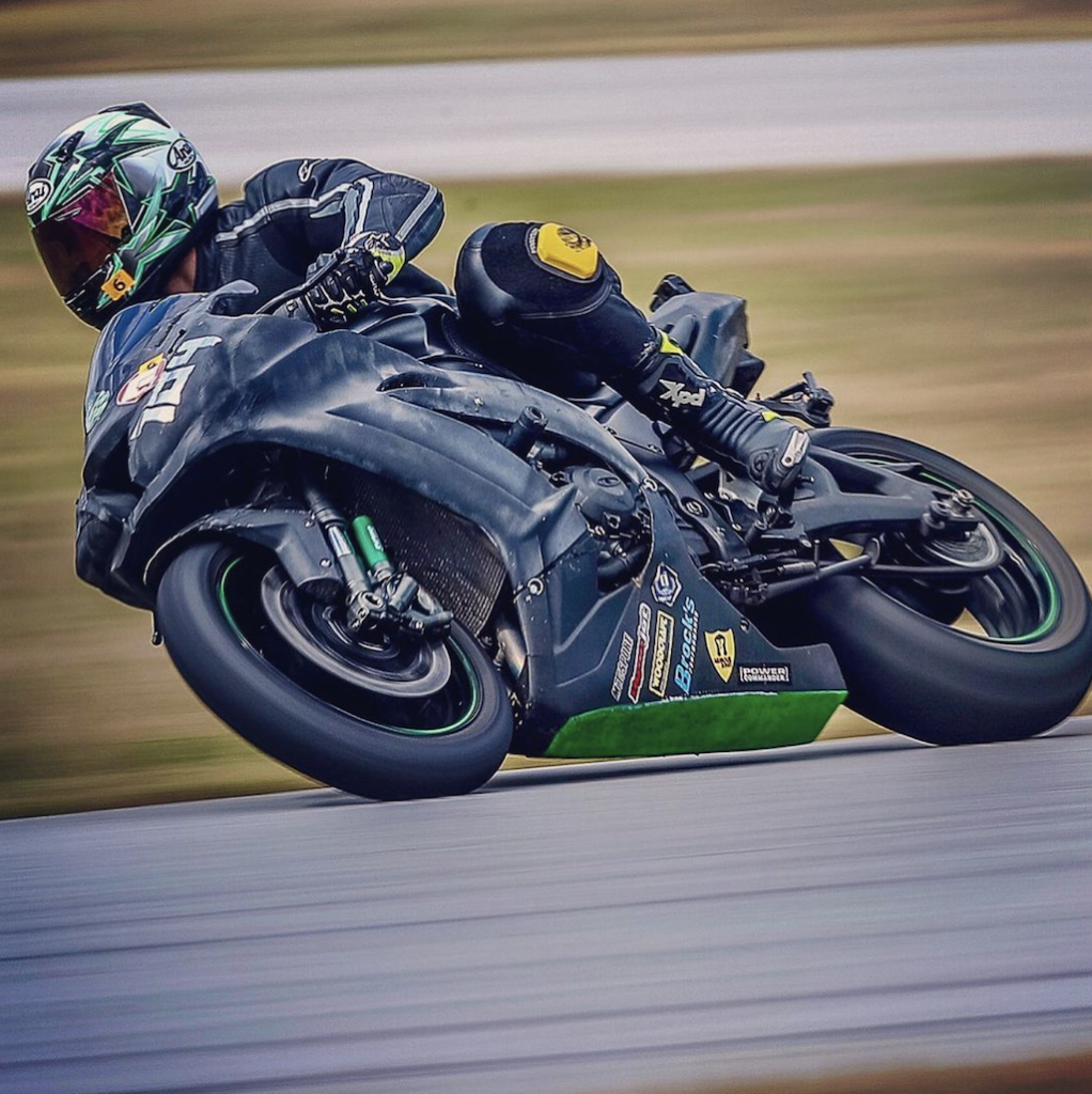 Featured Rider Al Gregory
