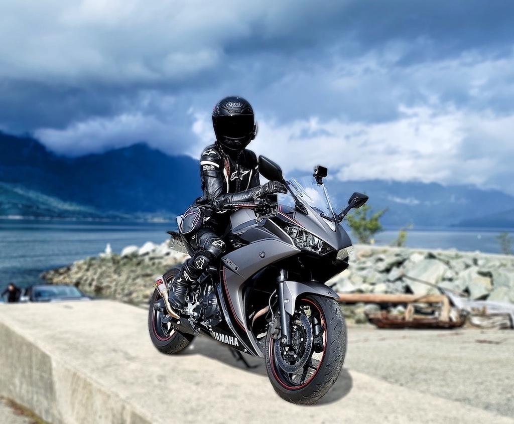 Featured Rider Yamaha Erica